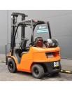 Wózek widłowy używany  CATERPILLAR GP25N